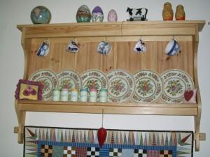 Quilt Display Hanger